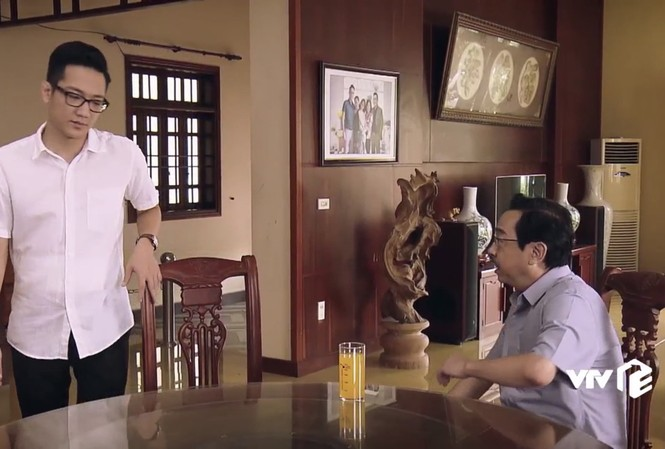 Chủ tịch tỉnh mắng con trai Trần Bạt (Chí Nhân)