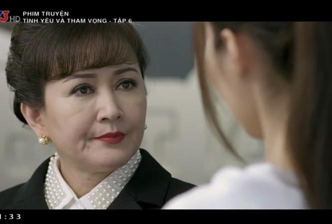 Bà Khuê (NSND Minh Hòa) dằn mặt Linh (Diễm My 9X)