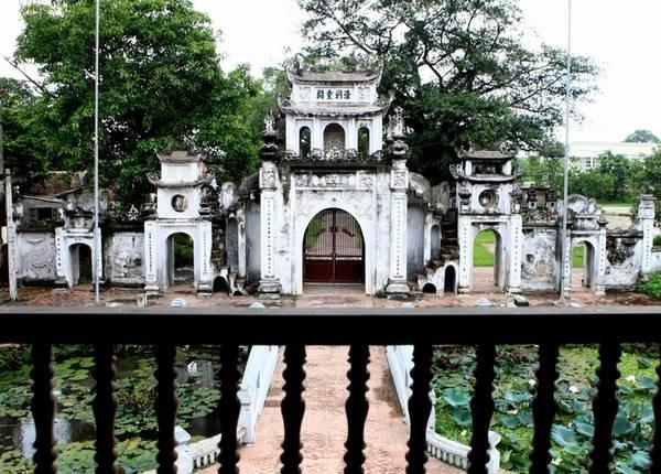 Hà Nội điều tra vụ mất cổ vật ở bốn di tích huyện Thanh Oai
