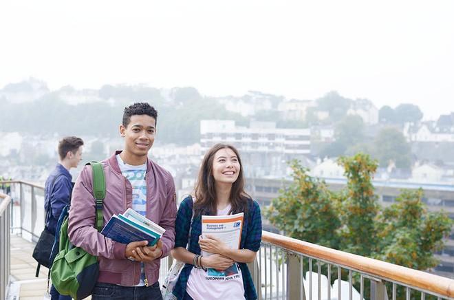Ngày càng có nhiều sinh viên nước ngoài đến Việt Nam học tập  Biểu đồ: Số liệu lưu học sinh ở nước ngoài trong năm học 2018 - 2019