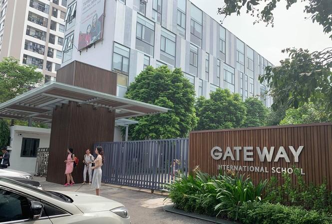 Trường Gateway, nơi xảy ra sự việc đáng tiếc.