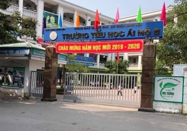 Trường tiểu học Ái Mộ B