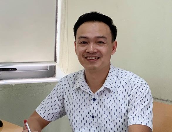 Theo thầy Tùng, lo lắng xuất phát từ giáo viên