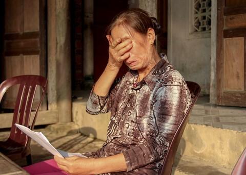 Cô giáo mầm non ở Hà Tĩnh bật khóc vì lương hưu 1,3 triệu đồng