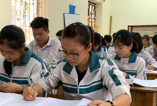 Học sinh học lực giỏi có thể đăng ký thi tuyển vào 4 trường THPT chuyên Hà Nội