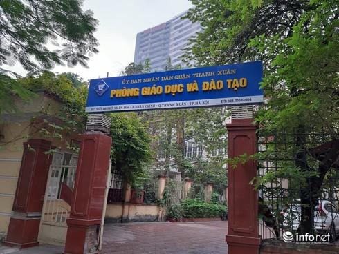 Phòng GD&ĐT Quận Thanh Xuân