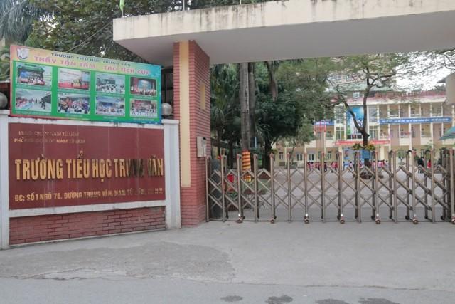 Trường tiểu học Trung Văn