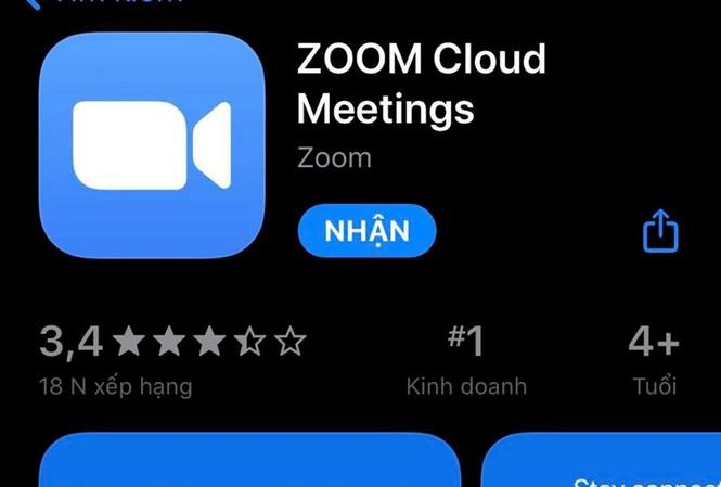 Zoom là phần mềm được xác nhận có kẻ hở, bị kẻ xấu tấn công.