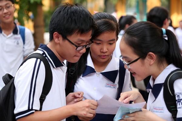 Hà Nội công bố số lượng môn thi tuyển sinh vào lớp 10 vào khoảng tháng 2/2021.