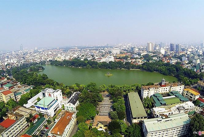 Quyết định mở rộng là dấu mốc lịch sử cho Thủ đô phát triển
