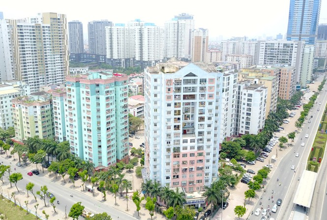 Chủ tịch Hà Nội đề xuất viết phần mềm quản lý nhà chung cư