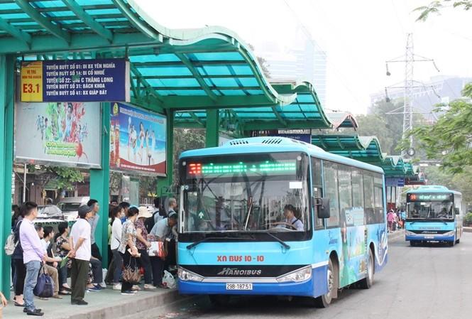 Hà Nội sẽ tăng cường 2 tuyến xe buýt đến khu Liên cơ Võ Chí Công