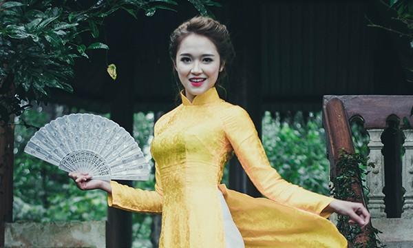 Top 10 Press Beauty 2016 rạng rỡ trong tà áo dài truyền thống