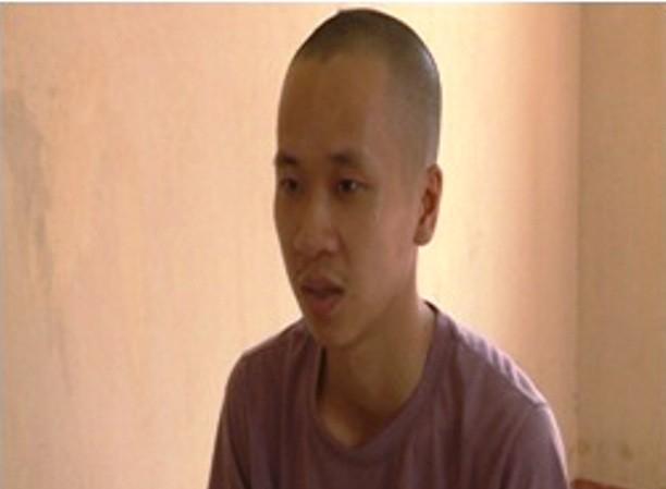 """""""Siêu trộm"""" Nguyễn Văn Chung liên tục gây ra 9 vụ trộm cắp trên địa bàn huyện Hưng Hà (ảnh: Công an Thái Bình)"""