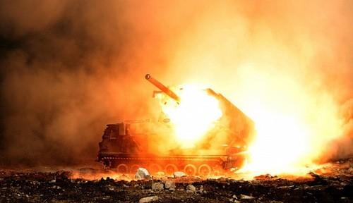 Pháo phản lực thông thường của Mỹ có thể bắn loại rocket này. Ảnh: National Interest.