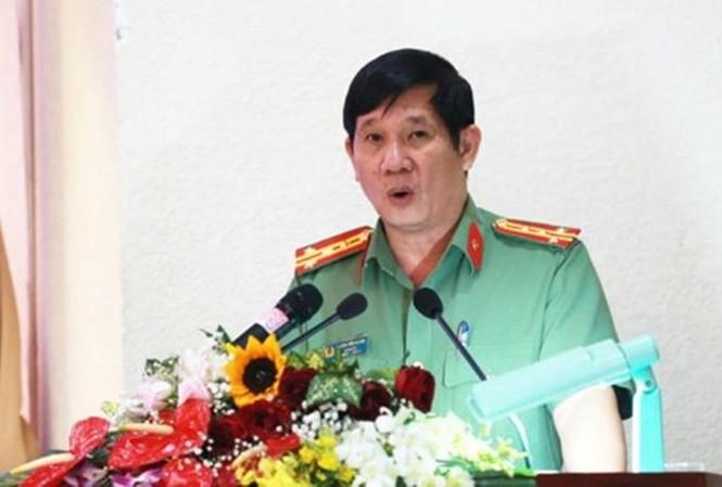 Giám đốc Công an Đồng Nai Huỳnh Tiến Mạnh