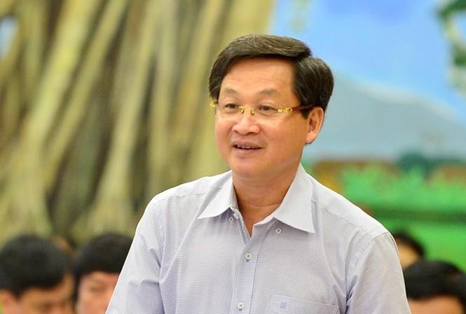 Ông Lê Minh Khái, Tổng Thanh tra Chính phủ (ảnh Như Ý)