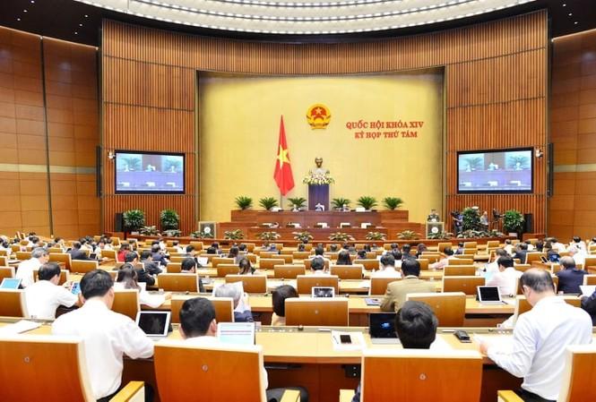 Đề nghị báo cáo Quốc hội kết quả rà soát công tác cán bộ (ảnh Như Ý)