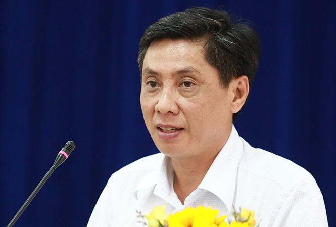 Chủ tịch tỉnh Khánh Hòa Lê Đức Vinh