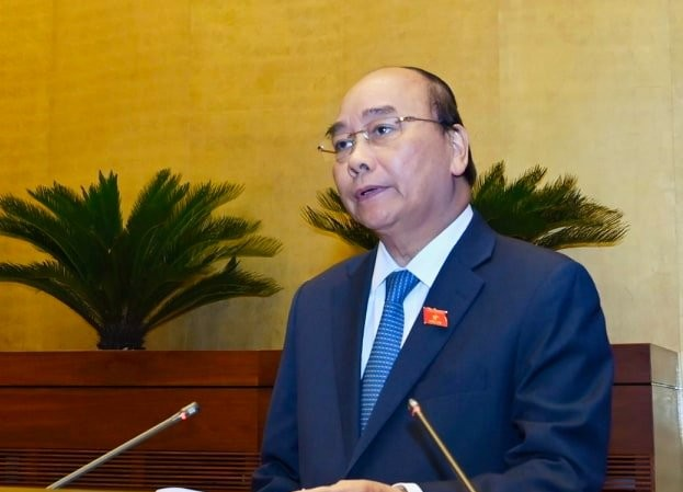 Thủ tướng Nguyễn Xuân Phúc (ảnh Như Ý)