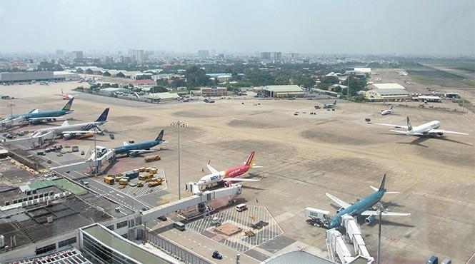 Sân bay Tân Sơn Nhất (ảnh minh họa)