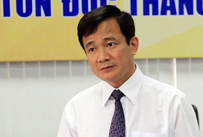 Ông Lê Vinh Danh bị cách chức hiệu trưởng
