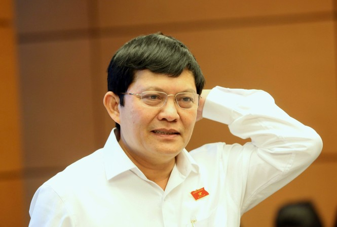 ĐBQH Phạm Phú Quốc