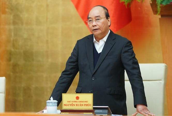 Thủ tướng Nguyễn Xuân Phúc yêu cầu TPHCM cấp tốc, thần tốc điều tra truy vết mọi đối tượng F1 và F2. Ảnh: Nhật Minh