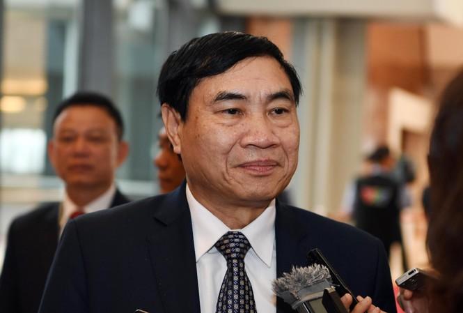 Ông Trần Quốc Cường, Phó trưởng Ban Nội chính T.Ư. Ảnh Như Ý