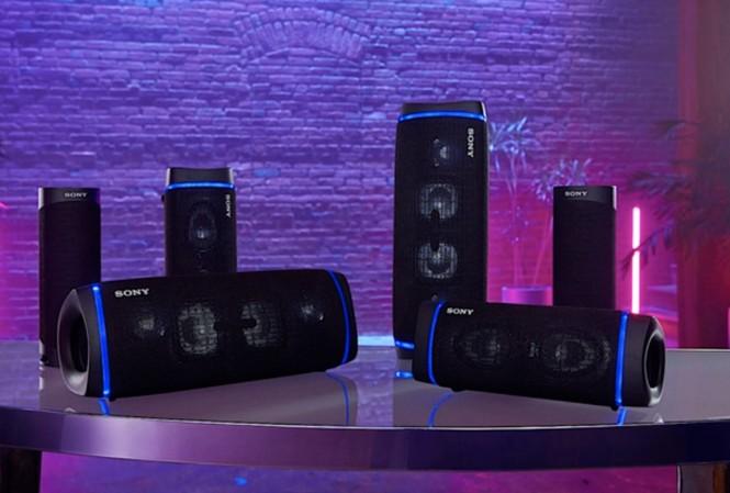 Sony ra mắt thế hệ loa không dây