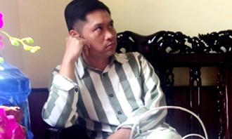 Phạm nhân Nguyễn Mạnh Tường