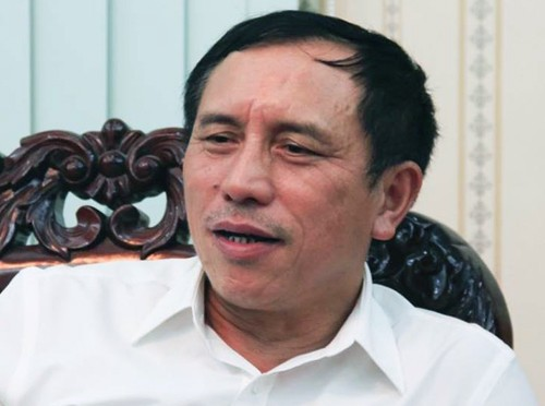 Ông Dương Tuấn Doan, Chánh văn phòng huyện Ân Thi