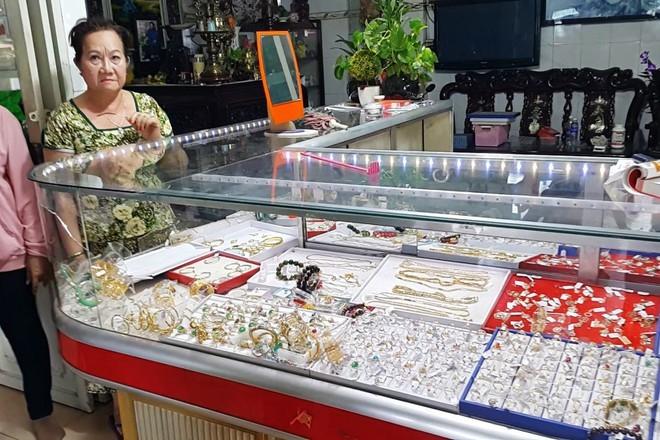 Tiệm vàng Kim Hồng xảy ra vụ cướp