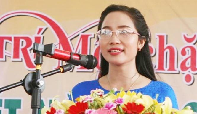 """Nguyễn Thị Lan khi chưa bị khởi tố khi dọa tung clip """"nóng"""" để tống tiền"""