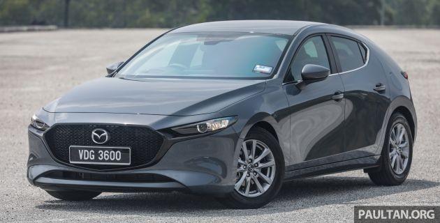 Mazda 3 giành danh hiệu Mẫu xe của Phụ nữ năm 2019