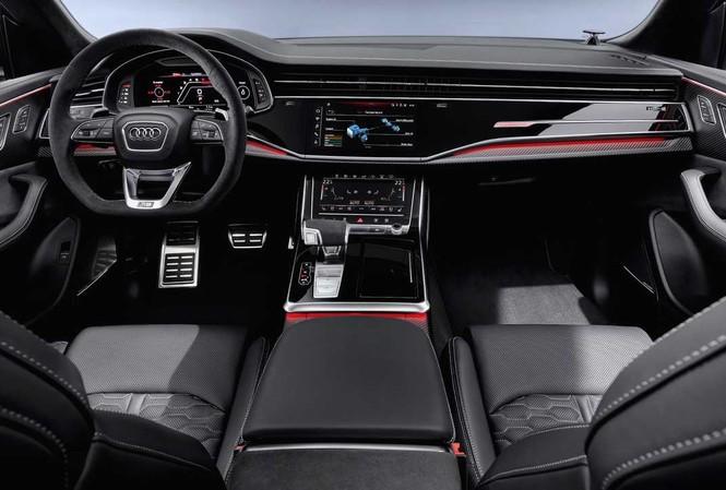 Nội thất ôtô Audi sắp trở nên 'trơn láng'?