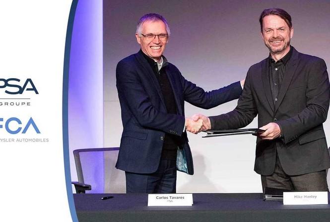 FCA và PSA chính thức thành lập nhà sản xuất ôtô lớn thứ 4 thế giới