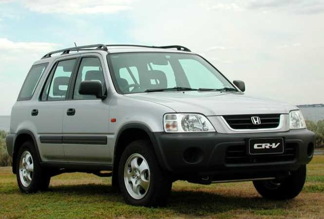 Các xe CR-V đời từ 1998 đến 2000 được Honda Australia đề nghị mua lại. Ảnh: CarsGuide