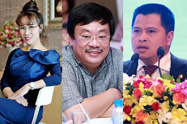 Tỷ phú Việt chứng kiến tài sản sụt giảm mạnh.