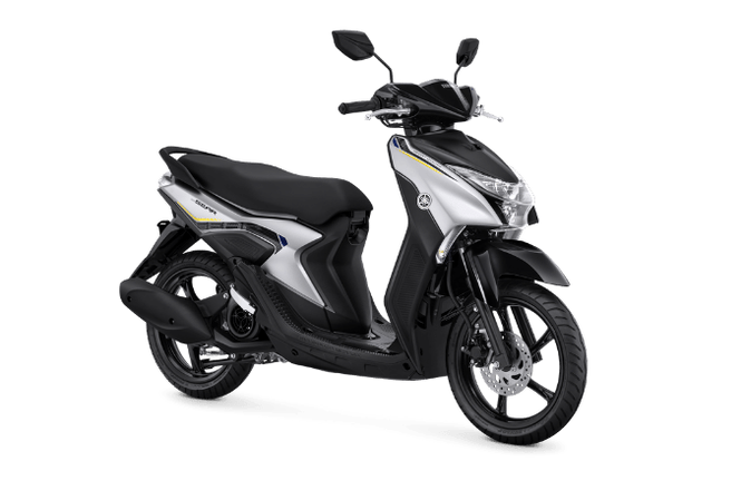 Yamaha Gear 125 hoàn toàn mới trình làng thị trường Indonesia
