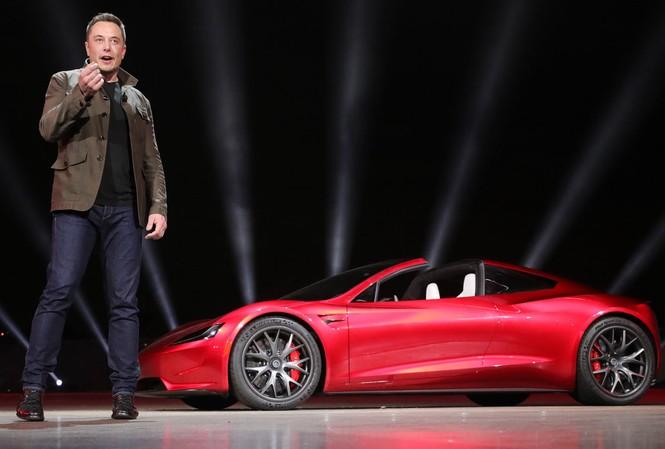 Ông chủ Tesla trở thành người giàu thứ 2 thế giới