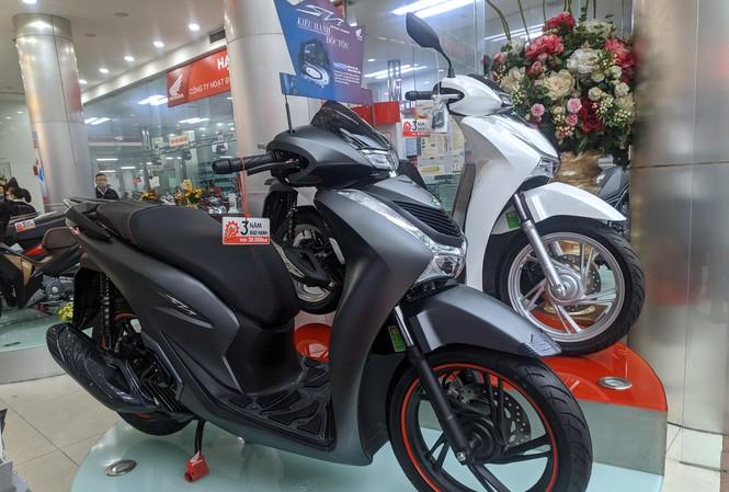 Doanh số xe máy Việt Nam bám sát Indonesia trong năm 2020