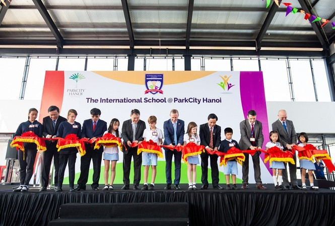 Hà Nội có thêm một trường quốc tế