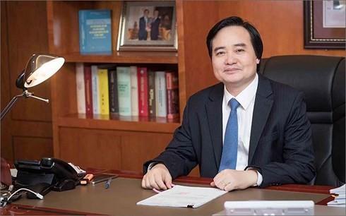 Bộ trưởng Giáo dục gửi thư chúc mừng nhân ngày Nhà giáo Việt Nam