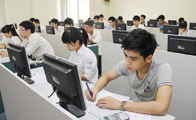 Dự kiến sẽ thi đánh giá năng lực ngoại ngữ 6 bậc hoàn toàn trên máy tính
