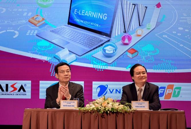 240 cơ sở giáo dục Đại học đã áp dụng đào tạo trực tuyến