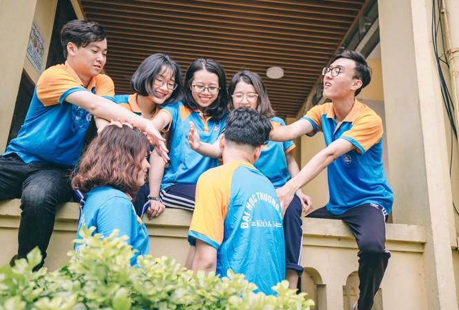 Sinh viên trường ĐH Thương mại