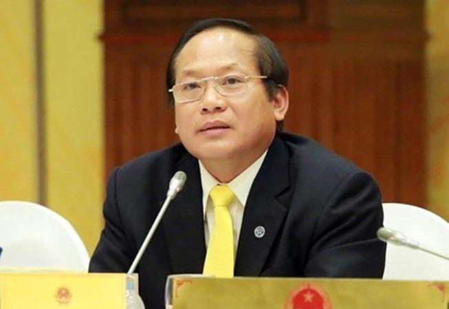 Bị cáo Trương Minh Tuấn sẽ phải cùng hầu tòa tại Hà Nội, Phú Thọ.