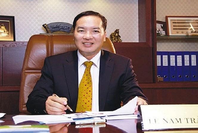 Bị cáo Lê Nam Trà - người xin chủ trương cho Mobifone đầu tư truyền hình.