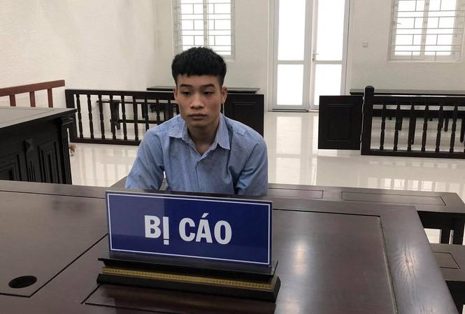 Bùi Văn Lợi - người được đàn anh nuôi ăn ở, sử dụng ma túy miễn phí.